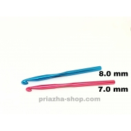 """крючок pony без ручки купить в украине в интернет-магазине """"пряжа-shop"""" 2596 priazha-shop.com 4"""
