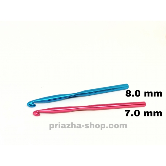 Металлический крючок 7-8 мм