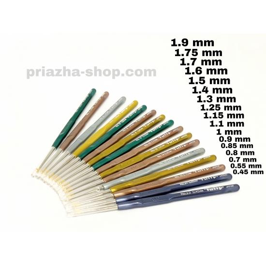 """крючок tulip с ручкой купить в украине в интернет-магазине """"пряжа-shop"""" 2598 priazha-shop.com 2"""