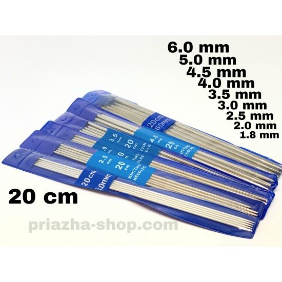 носочные спицы 2604 priazha-shop.com 2