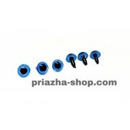 """глазки для игрушек (черные с золотом) купить в украине в интернет-магазине """"пряжа-shop"""" 3614 priazha-shop.com 3"""