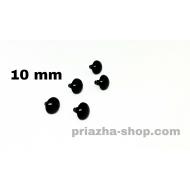 """глазки для игрушек (черные с золотом) купить в украине в интернет-магазине """"пряжа-shop"""" 3614 priazha-shop.com 7"""