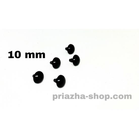"""глазки для игрушек (черные) купить в украине в интернет-магазине """"пряжа-shop"""" 3613 priazha-shop.com 2"""