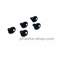 """глазки для игрушек (черные с золотом) купить в украине в интернет-магазине """"пряжа-shop"""" 3614 priazha-shop.com 9"""
