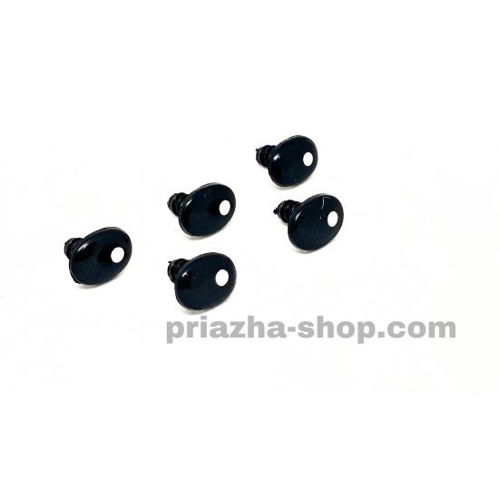 """глазки для игрушек (черные с белым зрачком) купить в украине в интернет-магазине """"пряжа-shop"""" 3616 priazha-shop.com 2"""