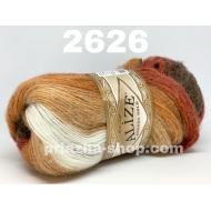 """пряжа alize angora gold batik 3350 ( ализе ангора голд батик ) для шапок, варежек, шарфов, шалей, кардиганов, свитеров, кофт, лёгких и воздушных тёплых аксессуаров - купить в украине в интернет-магазине """"пряжа-shop"""" 1820 priazha-shop.com 21"""