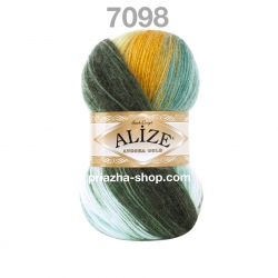 Alize Angora Gold Batik 7098