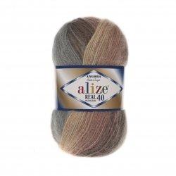 Alize Angora Real 40 Batik 4726