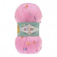"""пряжа alize baby flower 5435 ( ализе беби флауер ) вязаная детская одежда, игрушки, аксессуары для дома - в интернет-магазине """"пряжа-shop"""" 5657 priazha-shop.com 6"""