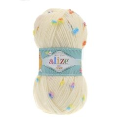 Alize Baby Flower 5383