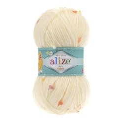 Alize Baby Flower 5389