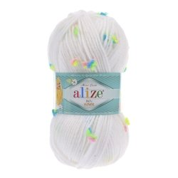 Alize Baby Flower 5402