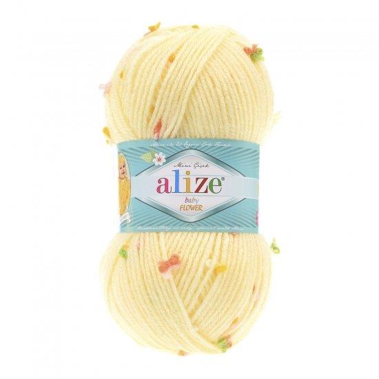 """пряжа alize baby flower 5412 ( ализе беби флауер ) вязаная детская одежда, игрушки, аксессуары для дома - в интернет-магазине """"пряжа-shop"""" 5654 priazha-shop.com 2"""