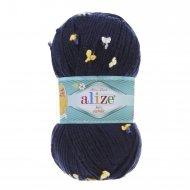 """пряжа alize baby flower 5435 ( ализе беби флауер ) вязаная детская одежда, игрушки, аксессуары для дома - в интернет-магазине """"пряжа-shop"""" 5657 priazha-shop.com 18"""