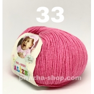 Alize Baby Wool 33