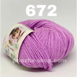 Alize Baby Wool 672