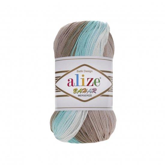 """пряжа alize bahar batik 3675 ( ализе бахар батик ) для летних кофточек и накидок, подойдет взрослым и детям - купить в украине в интернет-магазине """"пряжа-shop"""" 5711 priazha-shop.com 2"""