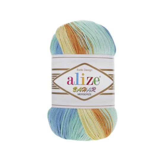 """пряжа alize bahar batik 5547 ( ализе бахар батик ) для летних кофточек и накидок, подойдет взрослым и детям - купить в украине в интернет-магазине """"пряжа-shop"""" 5713 priazha-shop.com 2"""