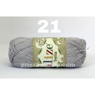 """пряжа kartopu cotton mix 2105s ( картопу коттон микс ) для вязания сумок и летних аксессуаров с большим выбором цветов - купить в украине в интернет-магазине """"пряжа-shop"""" 553 priazha-shop.com 26"""