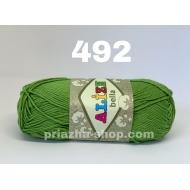 """пряжа alize bella 466 ( ализе белла ) для летних кофточек и накидок, подойдёт как взрослым так и детям - купить в украине в интернет-магазине """"пряжа-shop"""" 412 priazha-shop.com 22"""