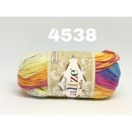 """пряжа alize bella batik 6785 ( ализе белла батик ) для летних кофточек и накидок, для взрослым и детей - купить в украине в интернет-магазине """"пряжа-shop"""" 456 priazha-shop.com 7"""