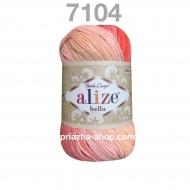 """пряжа alize bella batik 6785 ( ализе белла батик ) для летних кофточек и накидок, для взрослым и детей - купить в украине в интернет-магазине """"пряжа-shop"""" 456 priazha-shop.com 22"""
