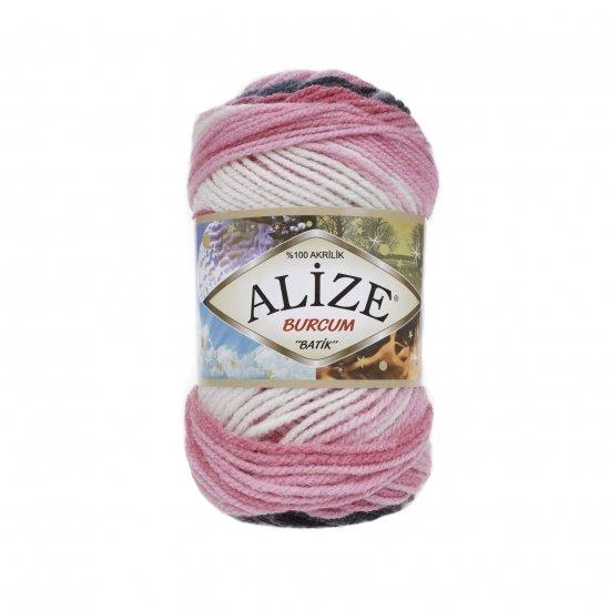 """пряжа alize burcum batik 1602 ( ализе буркум батик ) для вязания шапок, накидок, пледов, шарфов, кофт, одежды, игрушек и аксессуаров - купить в украине в интернет-магазине """"пряжа-shop"""" 5752 priazha-shop.com 2"""