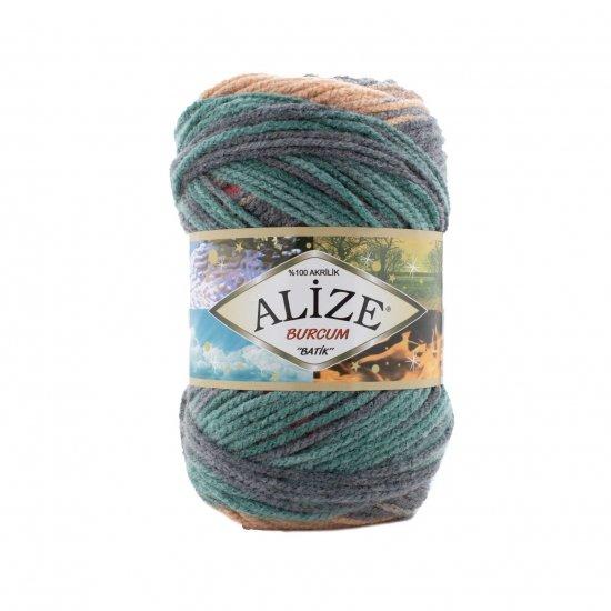 """пряжа alize burcum batik 7399 ( ализе буркум батик ) для вязания шапок, накидок, пледов, шарфов, кофт, одежды, игрушек и аксессуаров - купить в украине в интернет-магазине """"пряжа-shop"""" 5790 priazha-shop.com 2"""