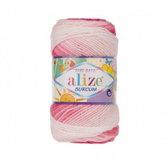 """пряжа alize burcum bebe batik 2164 ( ализе буркум бебе батик ) для детской одежды и аксессуаров, игрушек и поделок - купить в украине в интернет-магазине """"пряжа-shop"""" 5792 priazha-shop.com 2"""