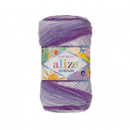 """пряжа alize burcum bebe batik 2167 ( ализе буркум бебе батик ) для детской одежды и аксессуаров, игрушек и поделок - купить в украине в интернет-магазине """"пряжа-shop"""" 5795 priazha-shop.com 2"""