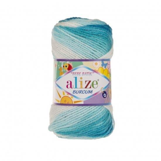 """пряжа alize burcum bebe batik 3454 ( ализе буркум бебе батик ) для детской одежды и аксессуаров, игрушек и поделок - купить в украине в интернет-магазине """"пряжа-shop"""" 5797 priazha-shop.com 2"""