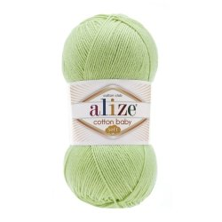 Alize Cotton Baby Soft 101