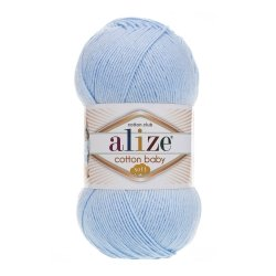 Alize Cotton Baby Soft 183
