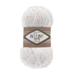 Alize Cotton Gold Tweed 55