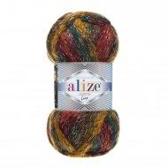 """пряжа alize country lux 5633 ( ализе кантри люкс ) для вязания шапок, варежек, теплых шарфов, кардиганов, свитеров, объемных аксессуаров - купить в украине в интернет-магазине """"пряжа-shop"""" 5916 priazha-shop.com 7"""