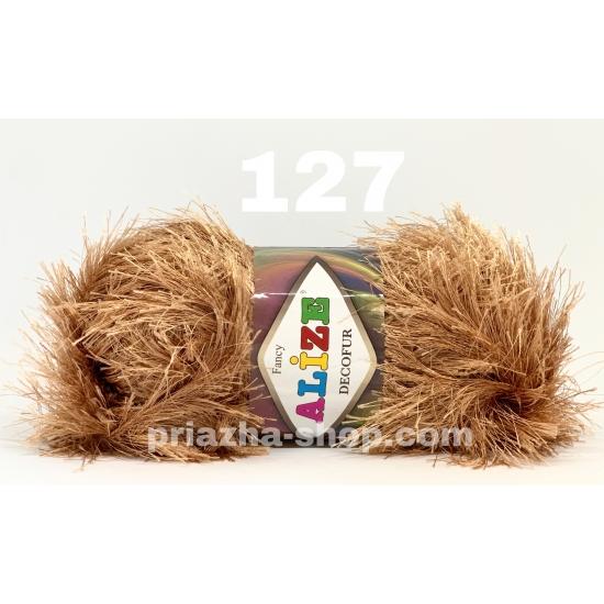 """пряжа alize decofur 127 ( ализе декофур ) для вязания зимней и летней одежды, аксессуаров необычных цветовых оттенков - купить в украине в интернет-магазине """"пряжа-shop"""" 3125 priazha-shop.com 2"""