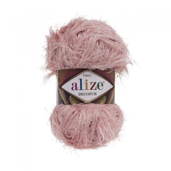 """пряжа alize decofur 161 ( ализе декофур ) для вязания зимней и летней одежды, аксессуаров необычных цветовых оттенков - купить в украине в интернет-магазине """"пряжа-shop"""" 6407 priazha-shop.com 2"""