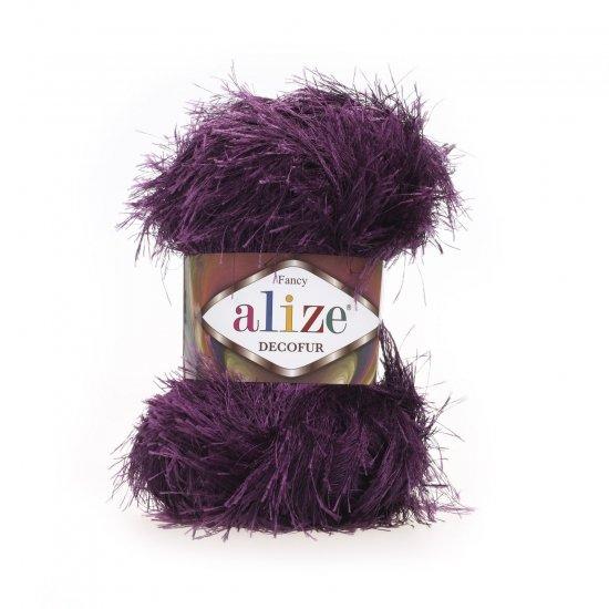 """пряжа alize decofur 304 ( ализе декофур ) для вязания зимней и летней одежды, аксессуаров необычных цветовых оттенков - купить в украине в интернет-магазине """"пряжа-shop"""" 6408 priazha-shop.com 2"""