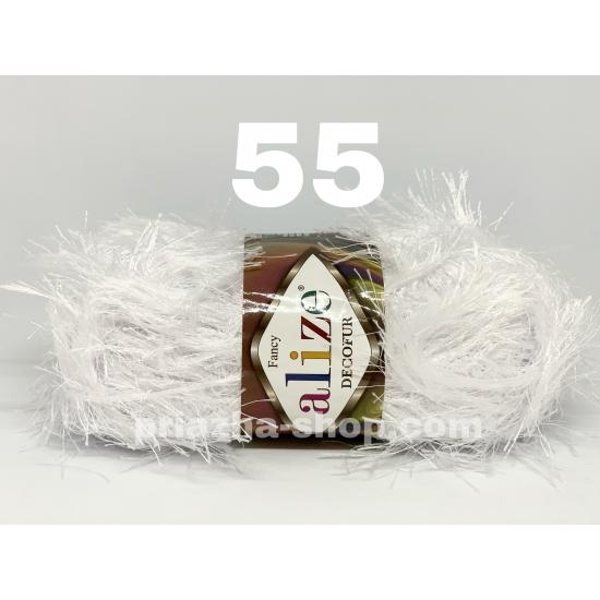 """пряжа alize decofur 55 ( ализе декофур ) для вязания зимней и летней одежды, аксессуаров необычных цветовых оттенков - купить в украине в интернет-магазине """"пряжа-shop"""" 2740 priazha-shop.com 2"""