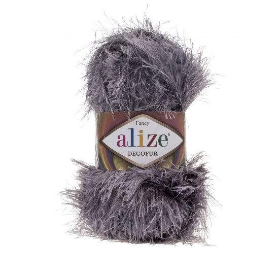 """пряжа alize decofur 87 ( ализе декофур ) для вязания зимней и летней одежды, аксессуаров необычных цветовых оттенков - купить в украине в интернет-магазине """"пряжа-shop"""" 6402 priazha-shop.com 2"""