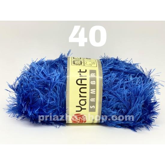 """пряжа yarnart samba 40 ( ярнарт самба ) для вязания зимней и летней одежды, аксессуаров необычных цветовых оттенков - купить в украине в интернет-магазине """"пряжа-shop"""" 2755 priazha-shop.com 2"""