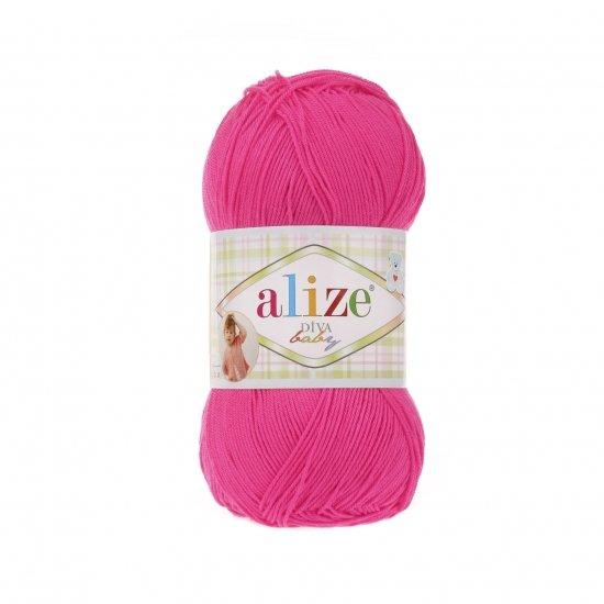 """пряжа alize diva baby 121 ( ализе дива беби ) для туник, кофт, топов и прочих легких вещичек в первую очередь для детей - купить в украине в интернет-магазине """"пряжа-shop"""" 5946 priazha-shop.com 2"""