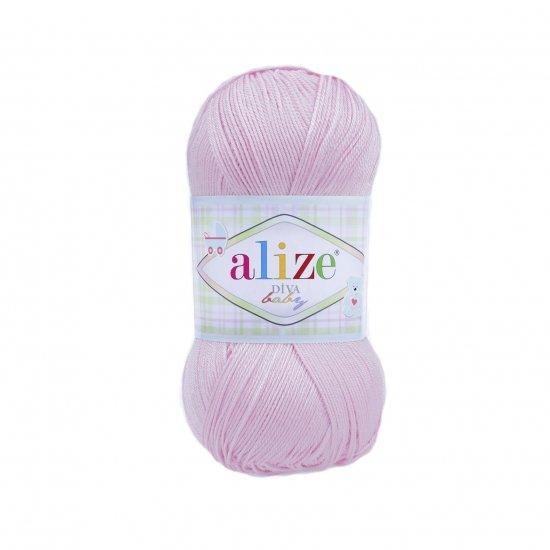 """пряжа alize diva baby 185 ( ализе дива беби ) для туник, кофт, топов и прочих легких вещичек в первую очередь для детей - купить в украине в интернет-магазине """"пряжа-shop"""" 5950 priazha-shop.com 2"""