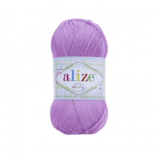 """пряжа alize diva baby 43 ( ализе дива беби ) для туник, кофт, топов и прочих легких вещичек в первую очередь для детей - купить в украине в интернет-магазине """"пряжа-shop"""" 5939 priazha-shop.com 2"""