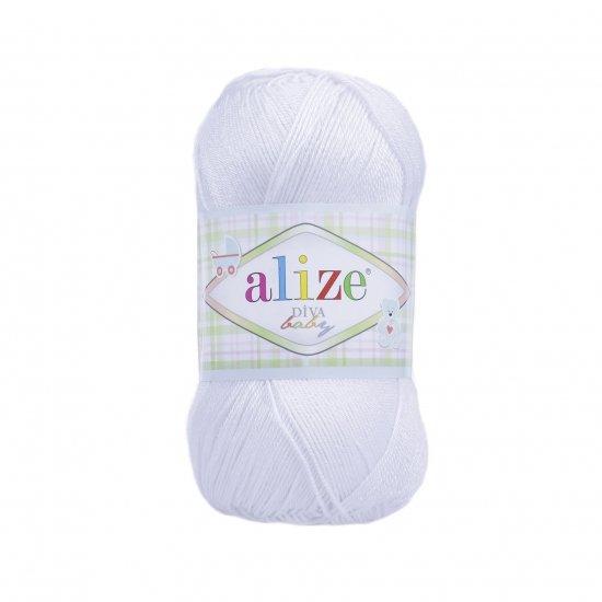 """пряжа alize diva baby 55 ( ализе дива беби ) для туник, кофт, топов и прочих легких вещичек в первую очередь для детей - купить в украине в интернет-магазине """"пряжа-shop"""" 5941 priazha-shop.com 2"""