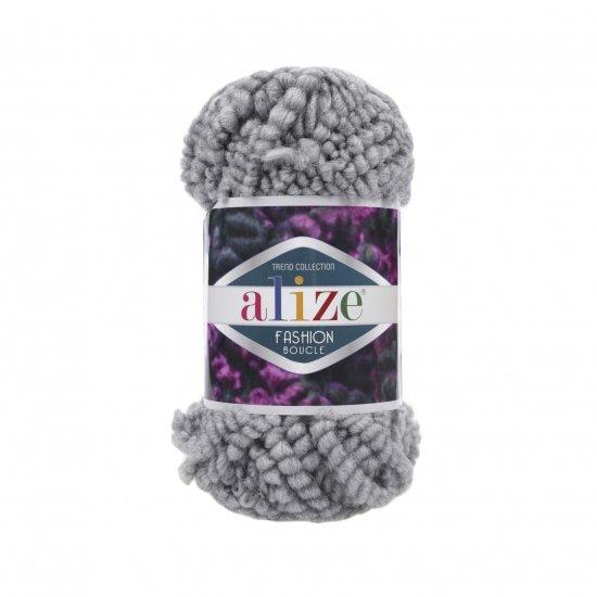 """пряжа alize fashion boucle 21 ( ализе фешн букле ) для вязания вещей осенне-зимнего гардероба - купить в украине в интернет-магазине """"пряжа-shop"""" 6029 priazha-shop.com 2"""