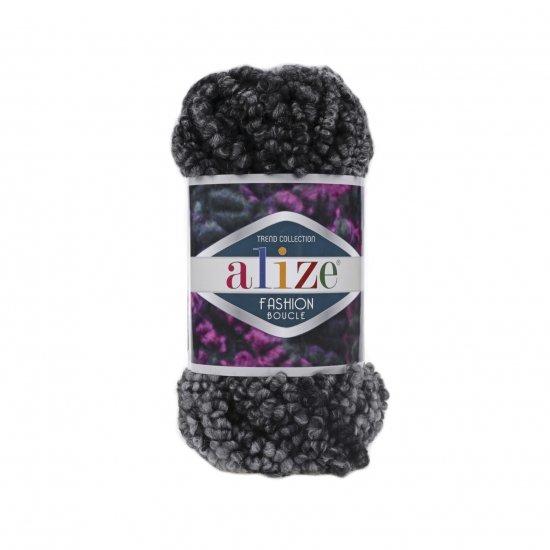 """пряжа alize fashion boucle 5570 ( ализе фешн букле ) для вязания вещей осенне-зимнего гардероба - купить в украине в интернет-магазине """"пряжа-shop"""" 6034 priazha-shop.com 2"""
