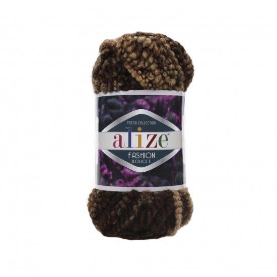 """пряжа alize fashion boucle 5574 ( ализе фешн букле ) для вязания вещей осенне-зимнего гардероба - купить в украине в интернет-магазине """"пряжа-shop"""" 6038 priazha-shop.com 2"""