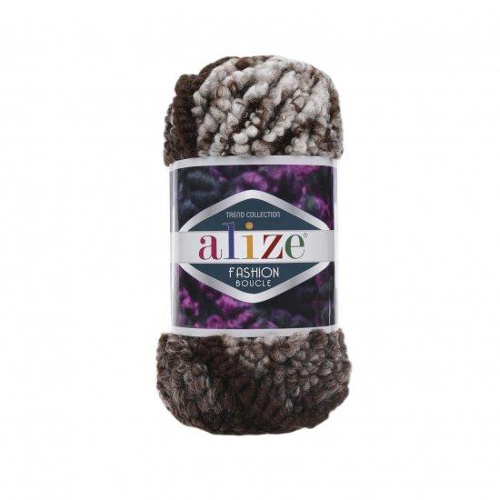 """пряжа alize fashion boucle 5575 ( ализе фешн букле ) для вязания вещей осенне-зимнего гардероба - купить в украине в интернет-магазине """"пряжа-shop"""" 6039 priazha-shop.com 2"""