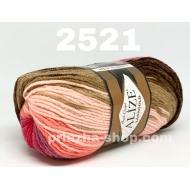 Alize Lana Gold Batik 2521